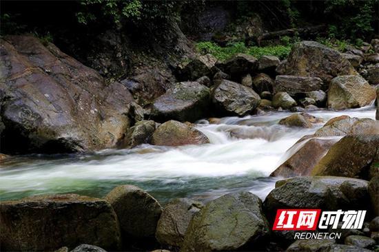 神农谷国家森林公园。