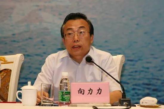 湖南省人大常委会副主任向力力涉嫌严重违纪违法被查