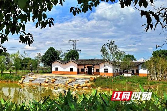 田汉艺术小镇:长沙县果园镇