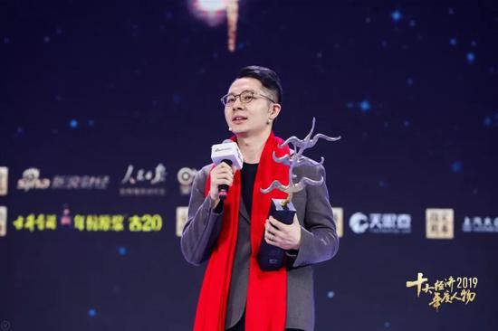 旷视联合创始人、CEO印奇。