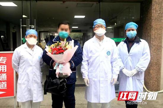 滚动丨湖南已有638例新冠肺炎患者治愈出院