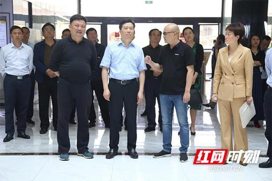"""马栏山视频文创园牵手浏阳 打造""""园区+县域""""合作模式典范"""
