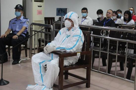 被控收受财物超 267 万元!湖南省发改委原党组成员欧阳旭受贿、滥用职权案一审开庭
