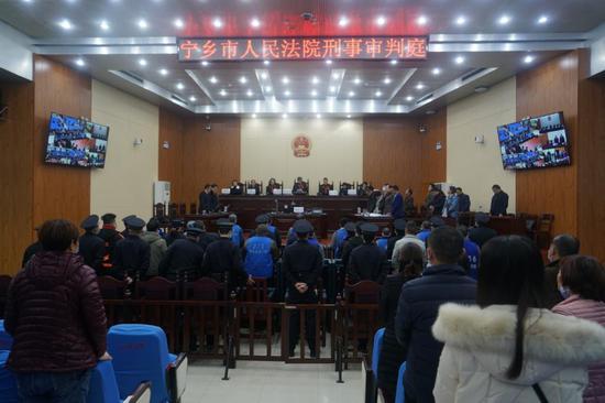 宁乡宣判一起特大野生动物制品案 17人获刑