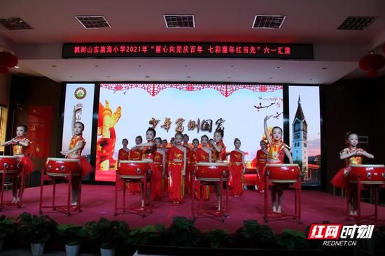 《少年中国说》唱响我们心中梦想的战歌与时代少年的责任。