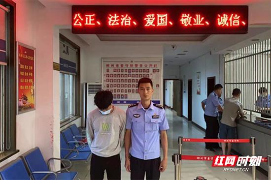 嫌疑人刘某强因涉嫌帮助信息网络犯罪活动罪被警方刑事拘留