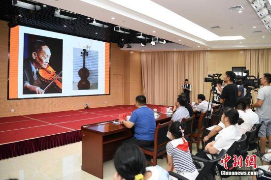 袁隆平家人向隆平水稻博物馆捐赠袁老生前物品