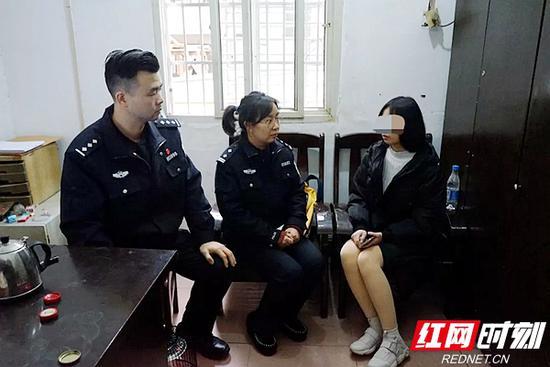 民警依法对制造谣言者进行了训诫,并责令两人父母对其严加管教。