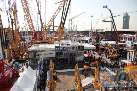 央视新闻联播关注长沙国际工程机械展