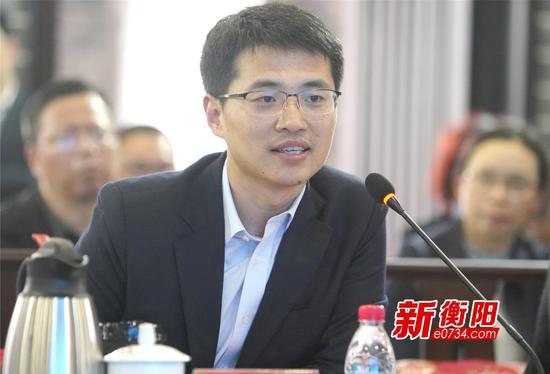 ▲依图医疗CEO倪浩