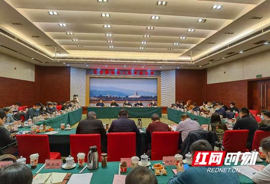 《湖南网络名人净化网络环境倡议书》发布。