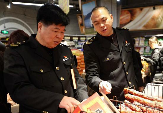 郴州:让百姓吃得放心!严防不合格食品流向餐桌