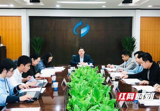 10月20日,湖南省统计局召开新闻通报会,通报前三季度湖南经济运行情况。