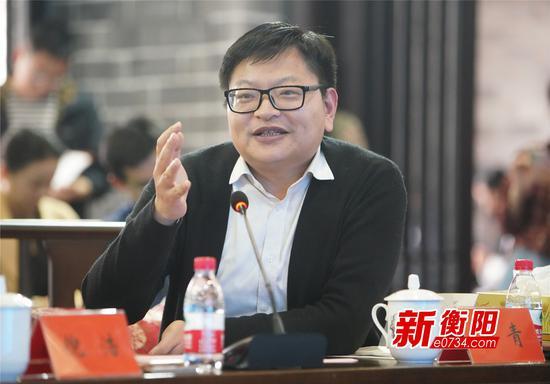 ▲昂立教育昂立商学院院长薛青