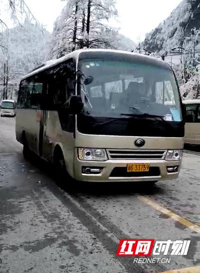 2月24日,武陵源核心景区旅游交通全线恢复。