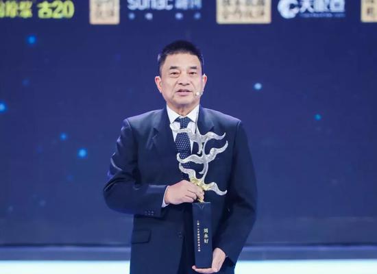 新希望集团董事长刘永好。