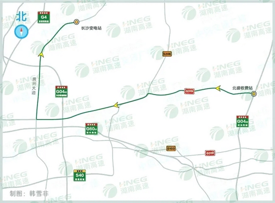 注意!9月15日起湖南境内这些高速路段需要绕行