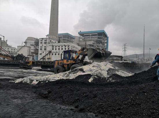 毒大米被送往发电厂焚烧发电