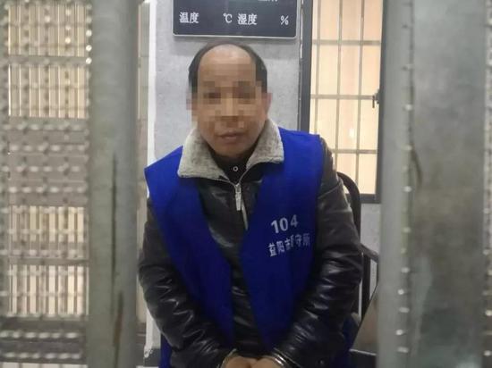 ▲犯罪嫌疑人陈某文