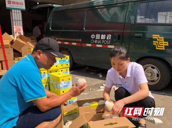 """预计今年""""双十一""""湖南农产品快件量将达到300万件/天。"""