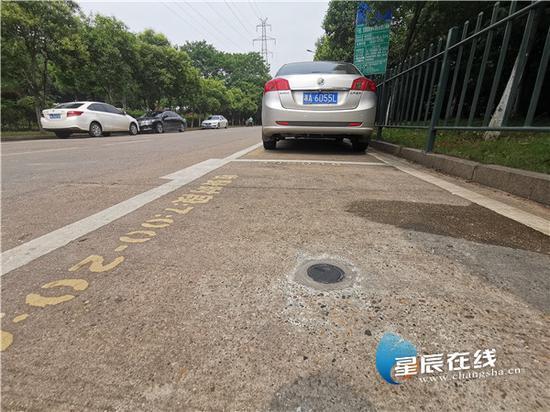 (长沙县21个路段的1768个智慧停车位将于7月1日启用收费管理。每个车位中心都设有嵌入式地磁车辆检测器,实时感知车辆停入并反馈数据。)