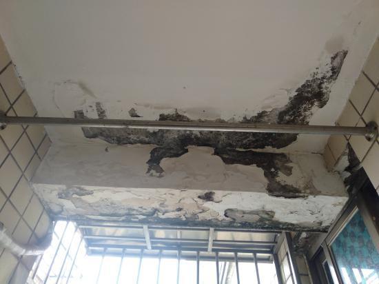 长沙一小区116户房屋漏水 业主称漏水问题长达10多年至今未解决