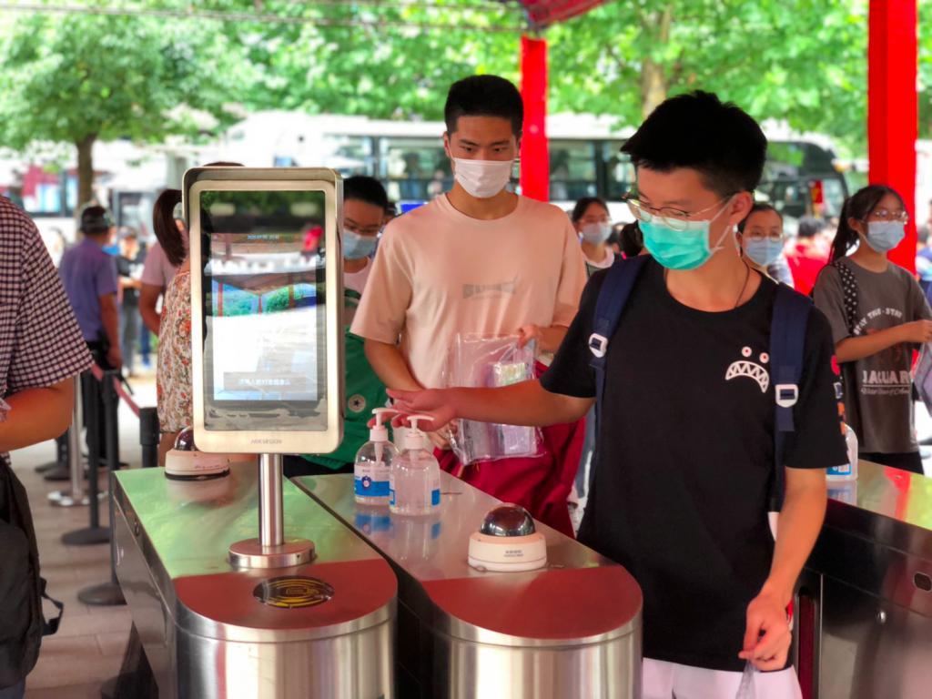 """2020湖南高考的关键词是""""健康高考"""":发现体温异常考生怎么办?"""