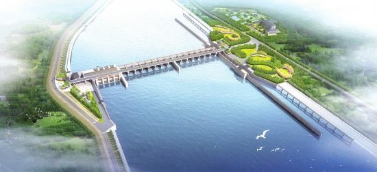 犬木塘水库工程开工,投资102.5亿元工期5年,工程范围惠及4市8县
