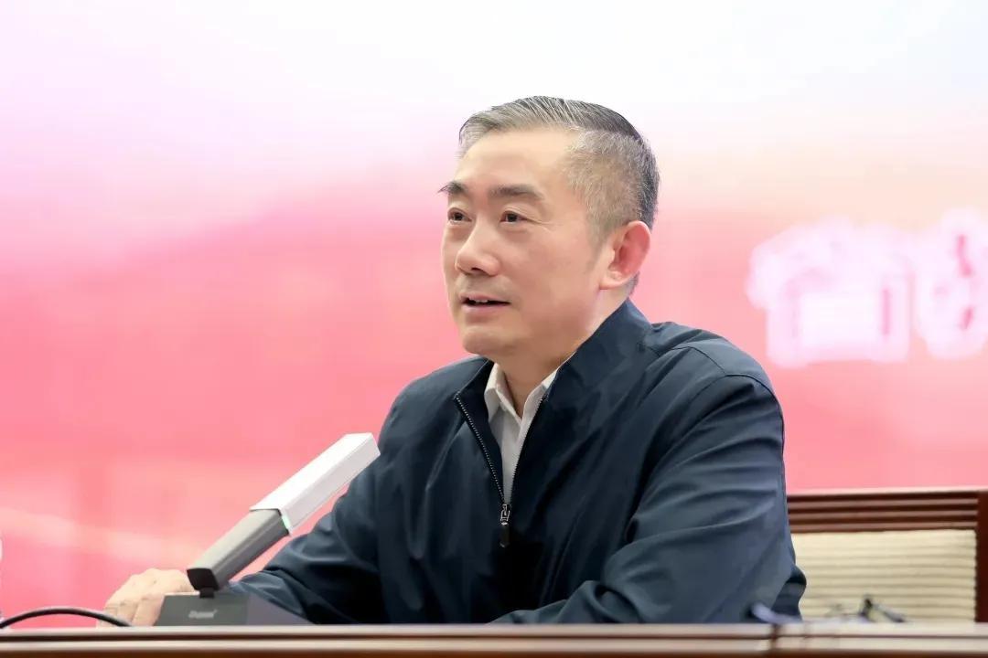 湖南省教育厅党组书记、厅长,省委教育工委书记 蒋昌忠