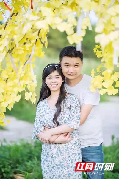 出生于警察世家的刘轩,妻子也是一位人民警察。