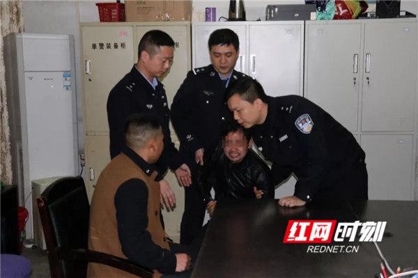 李某请求与死者罗某的哥哥会面。