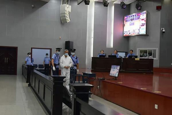 湖南厅官高建华被控受贿1499万受审,曾任道县县委书记