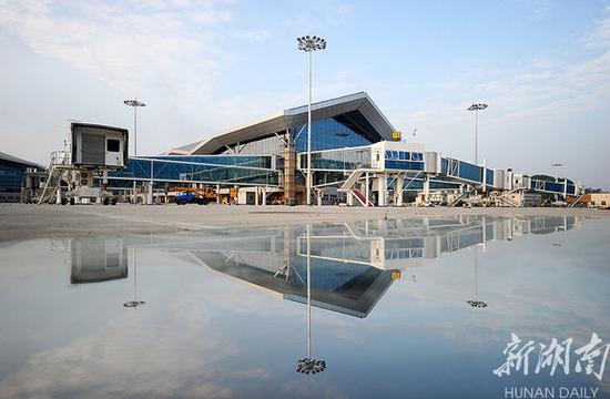 郴州机场获批 湖南共有11个民用机场