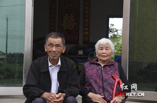 吴梅清和王顺清。