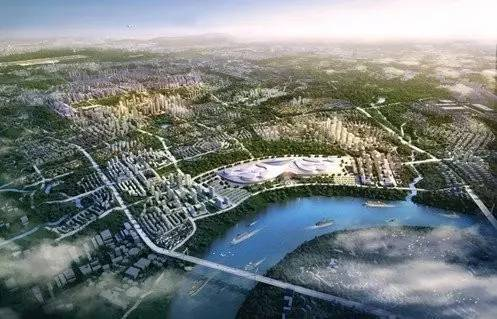 郴州空港新城未来会是这样 将建大湘南区域空中门户