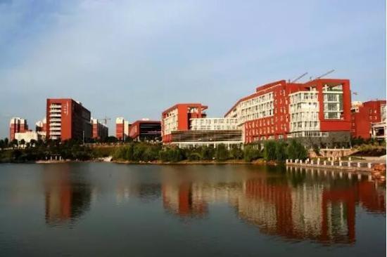 2014年9月,长沙理工大学入选首届