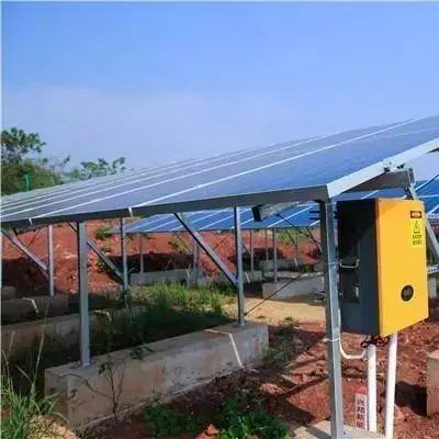 衡阳30个贫困村将迎来光伏电站 年内就可发电