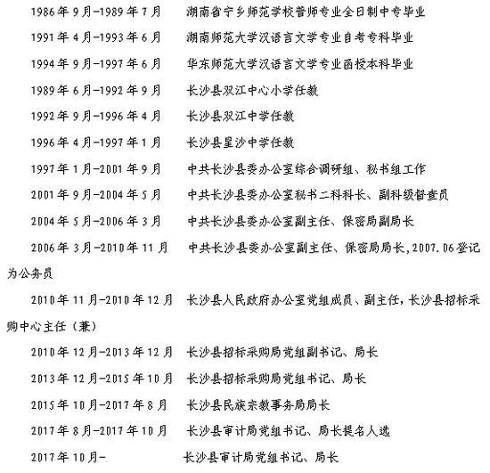 黄建国同志简历