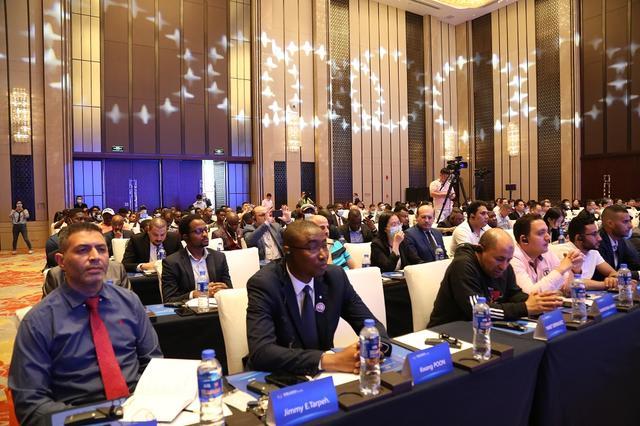 第二届中非经贸博览会推介会义乌举行 签署多项合作协议