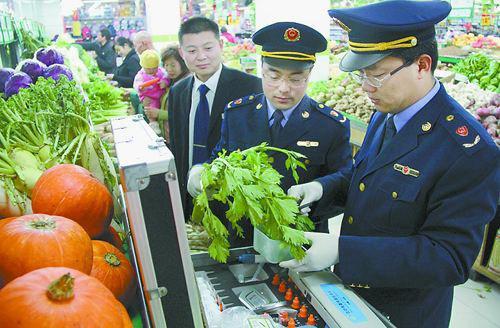 长沙市场监督管理食品抽检11批次不合格