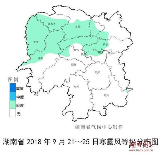 图片来源:湖南省气候中心