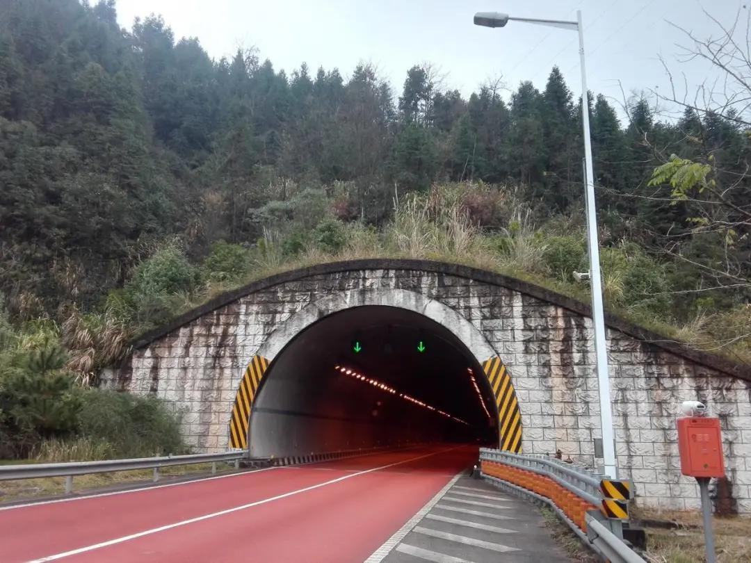 △即将进行施工的由义隧道