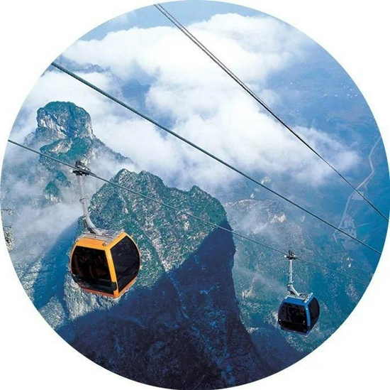 10月7日起张家界市天门山景区运营线路将调整