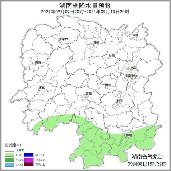 湖南高温反扑,最高36℃!湘南地区多阵雨