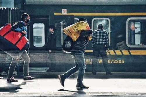 春运大幕将启 预计常德旅客发送量将达776万人次