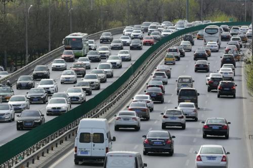 春运期间 长沙市区这些道路容易发生拥堵