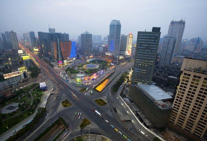 """湖南5城上榜""""最佳商业城市""""百强 长沙居第14位"""