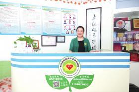 """6月28日,长沙孟妈妈青少年保护家园""""园长""""孟繁英。图/记者杨旭"""