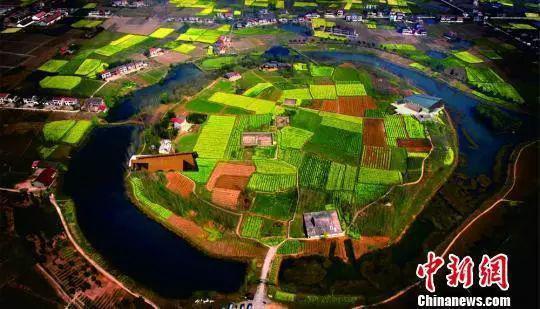 中国最早的城市、世界农业稻作文化的发源地——城头山。资料图