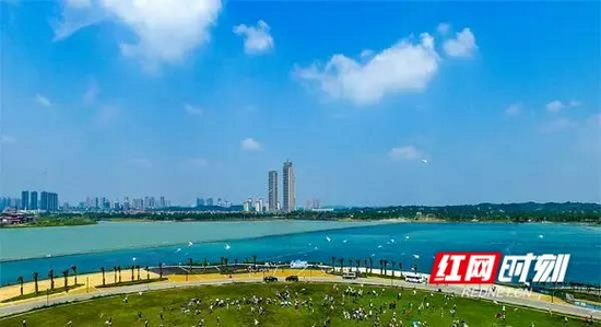长沙县松雅湖